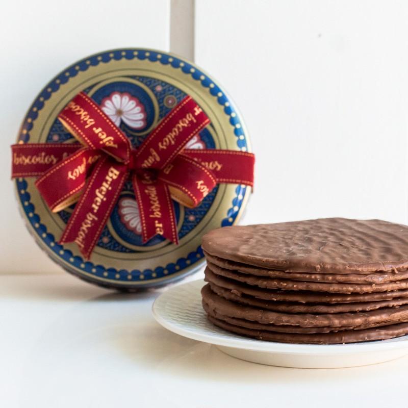 Lata Décor - Arabesco | Biscoitos Tradicionais