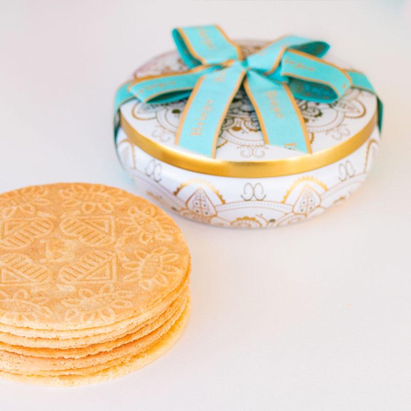 Lata Décor - Mandala | Biscoitos Tradicionais