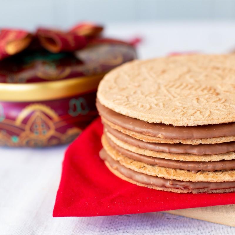 Lata Décor - Rubi | Biscoitos Tradicionais