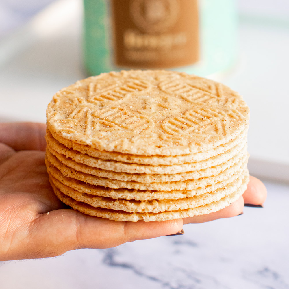 Lata P Biscoitos Tradicionais | Professor