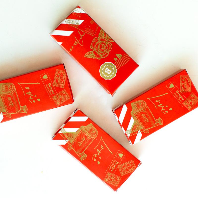 Mini Barra de Chocolate Briejer   Coleção Florescer