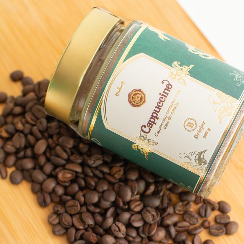 Pote de Cappuccino Briejer