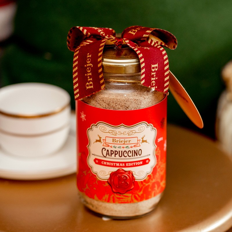Pote de Cappuccino Briejer - Christmas Edition