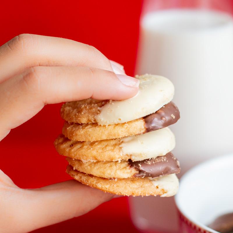 Saq. Biscoitos Amanteigados Mix