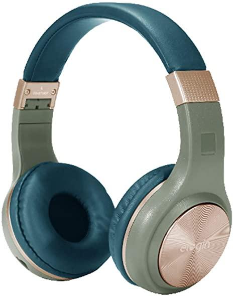 HEADPHONE ELOGIN BLUETHOOTH CONFORT VERDE- HB15