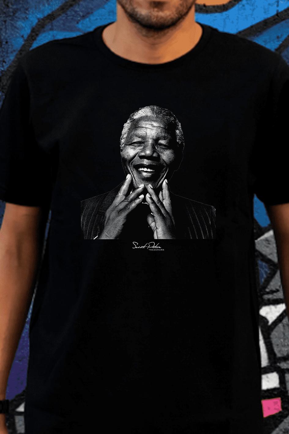Camiseta Saint Peter Mandela