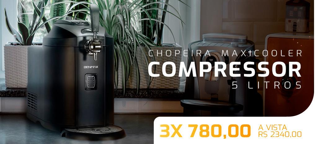 chopeira benmax maxicooler compressor