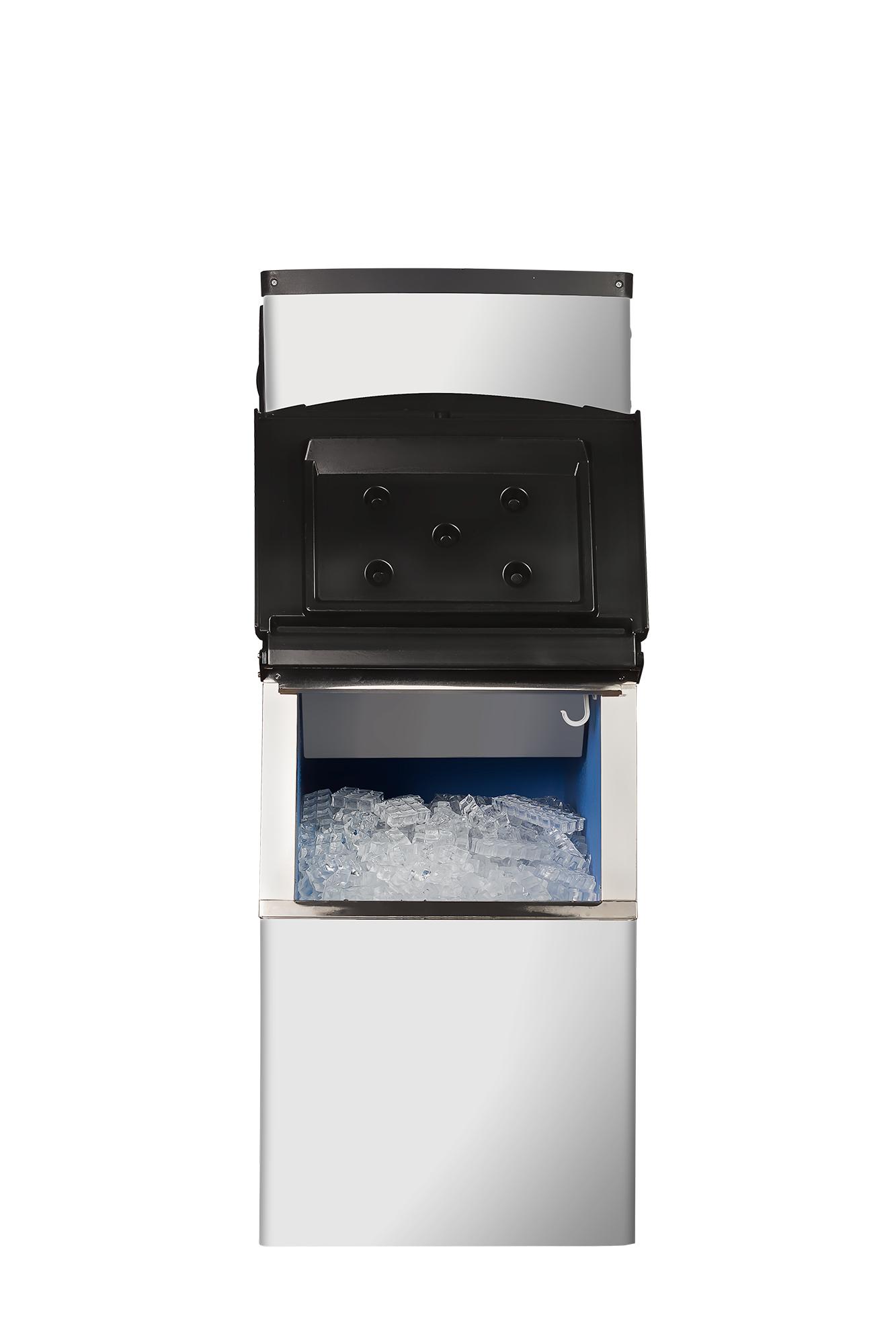 MÁQUINA DE GELO BENMAX SUPER ICE 160/90 KG SQUARE - 220V