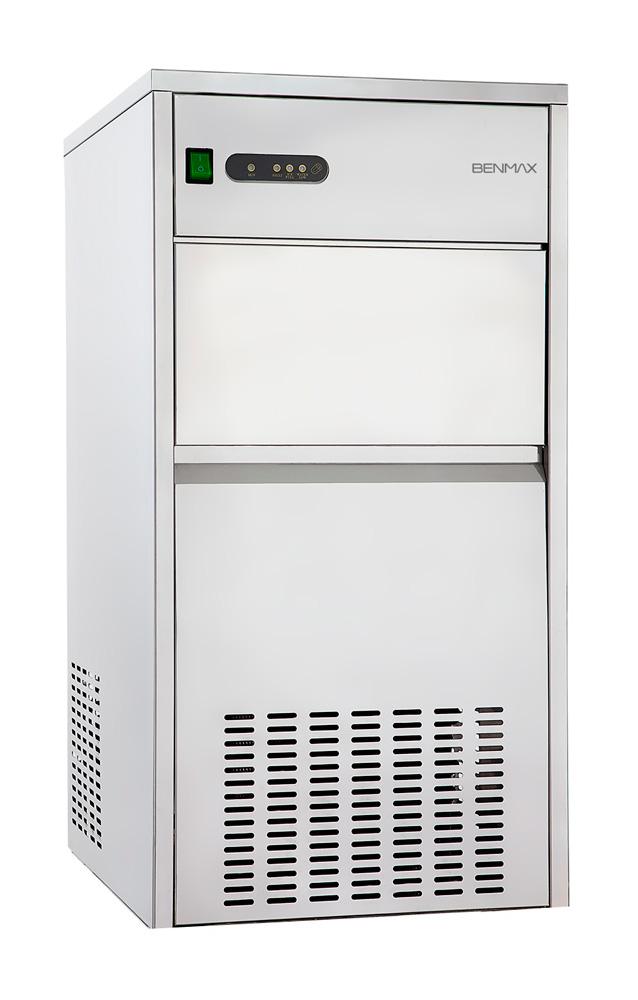 MÁQUINA DE GELO BENMAX SUPER ICE 50/13 KG - 220V