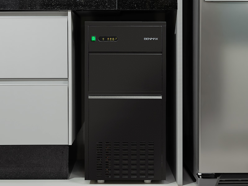 MAQUINA DE GELO BENMAX SUPER ICE 50/13 KG - BLACK - 220V