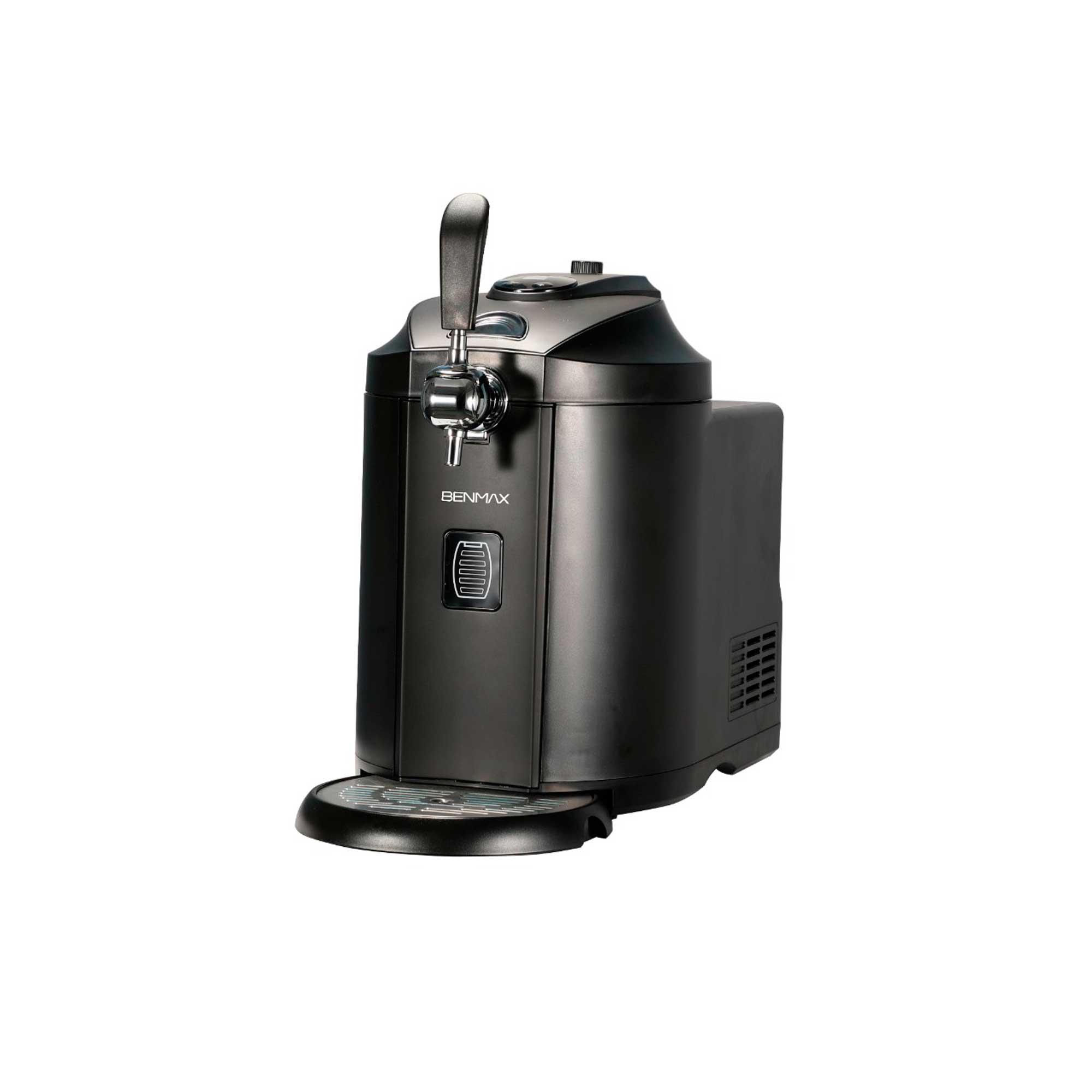 MAXICOOLER COMPRESSOR BLACK - 127V C/BARRIL