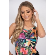 Body Double Handle Mixed Floral