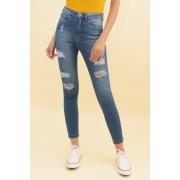Calca Jeans Aeropostale Super High Rise