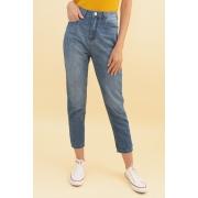 Calca Jeans Mom Hering