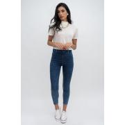 Calca Jeans Slywear Com Cinto