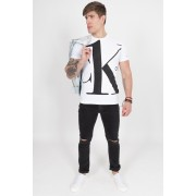 Camiseta Mc Calvin Klein Big Ck