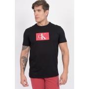 Camiseta Mc Calvin Klein Etiqueta Ck
