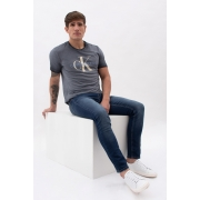 Camiseta Mc Calvin Klein Ideals Estonada