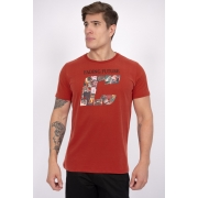 Camiseta Mc Colcci Fading Future