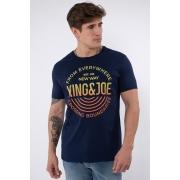 Camiseta Mc King&Joe Crossing Boundaries