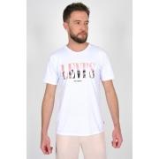 Camiseta Mc Levis Logo Estampado