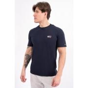 Camiseta Mc Tommy Hilfiger Logo Peito