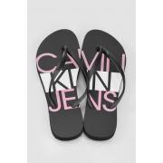 Chinelo Calvin Klein Logo Faixa