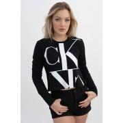 Cropped Ml Calvin Klein Big Ck