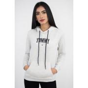 Moletom Tommy Hilfiger Logo Hoodie
