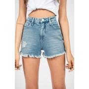 Shorts Calvin Klein Puidos Barra Desfiada
