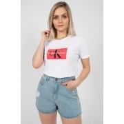 T Shirt Calvin Klein Etiqueta Ck