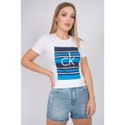 T Shirt Calvin Klein Listras