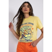 T Shirt Colcci Be Brave Stay Strong