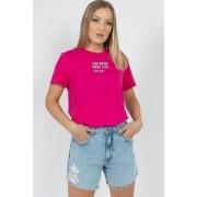 T Shirt Colcci Less Online More Live