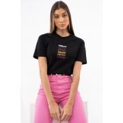 T Shirt Colcci Logo Colors