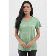 T Shirt Colcci Tropical Botanical