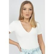 T Shirt Sommer Canelado