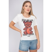 T Shirt Sommer Just Relax