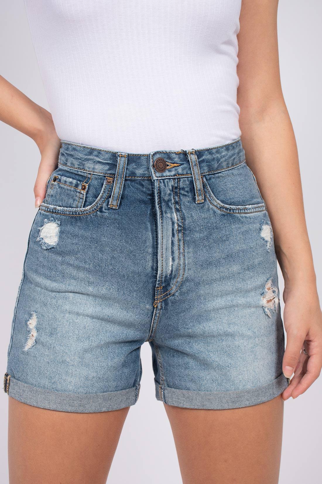 Bermuda Jeans Calvin Klein Mom