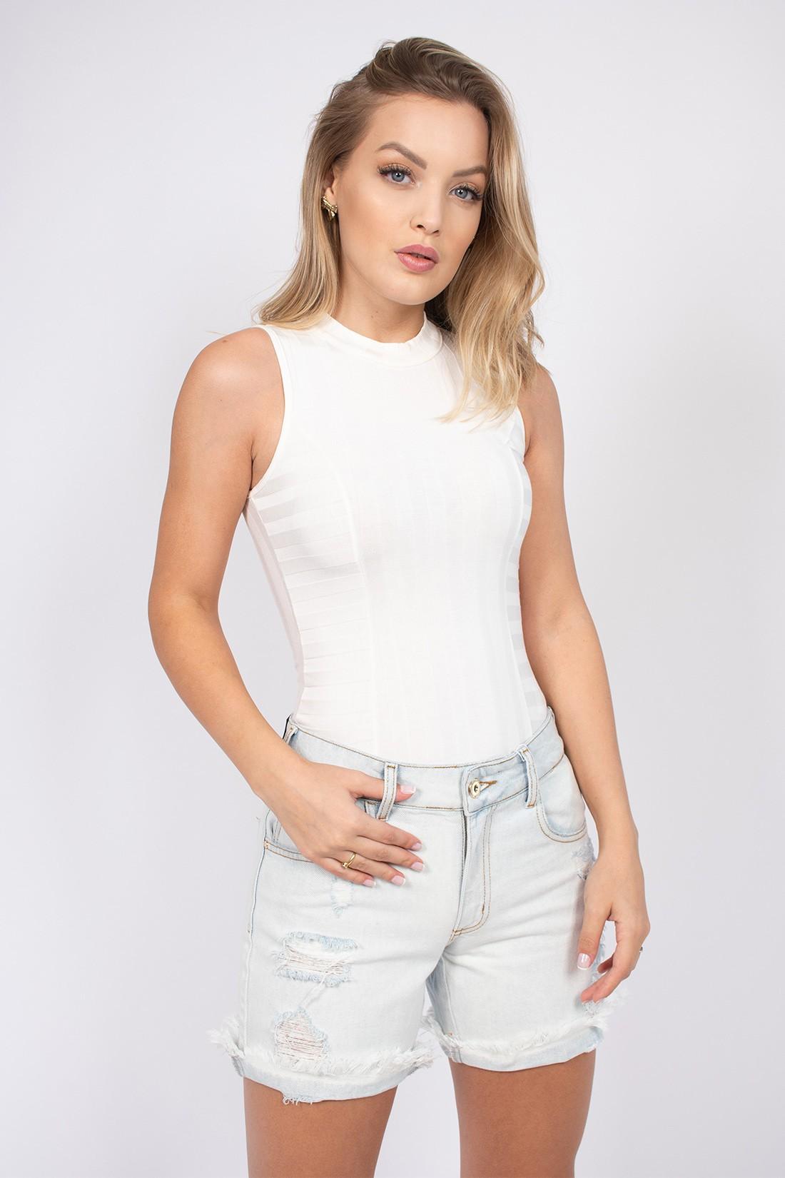 Bermuda Jeans Colcci Daria