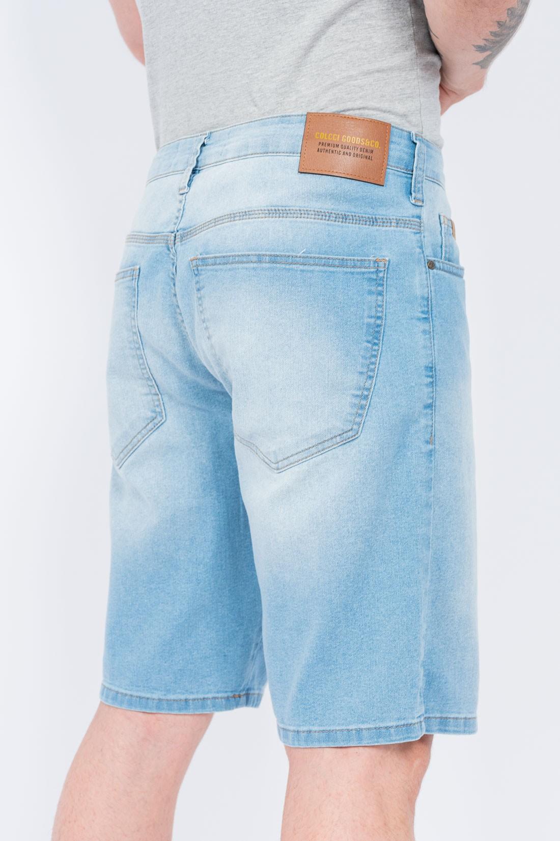 Bermuda Jeans Colcci Noah