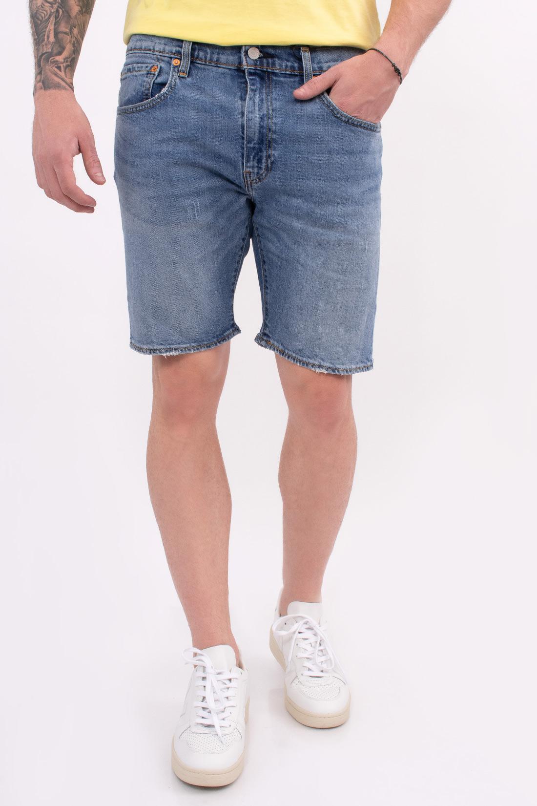 Bermuda Jeans Levis 412 Slim