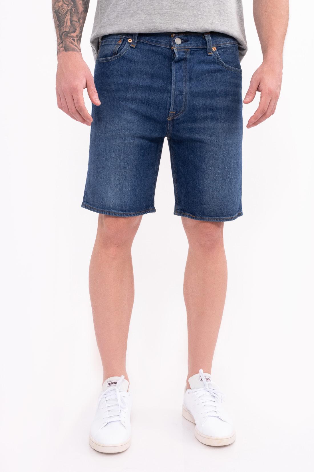 Bermuda Jeans Levis 501