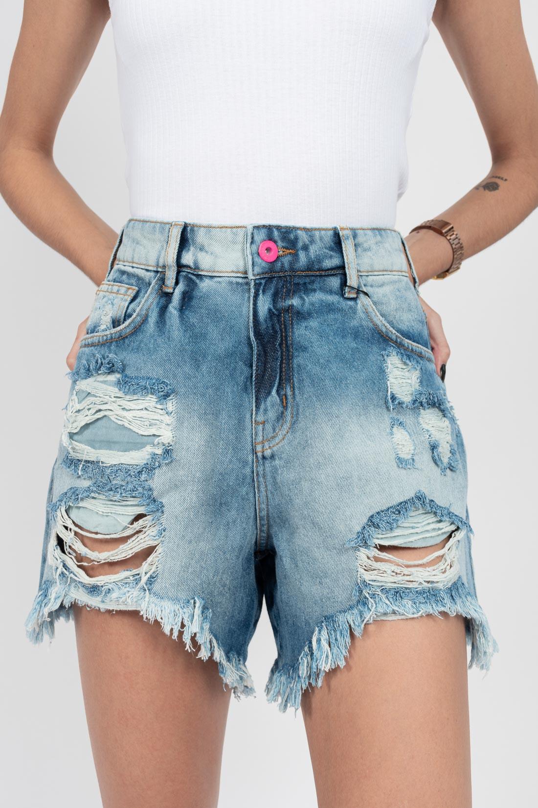 Bermuda Jeans Sommer Brenda