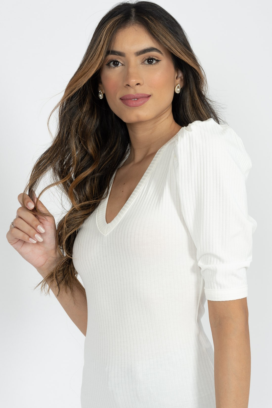 Blusa Mc Colcci Princesa Canelada