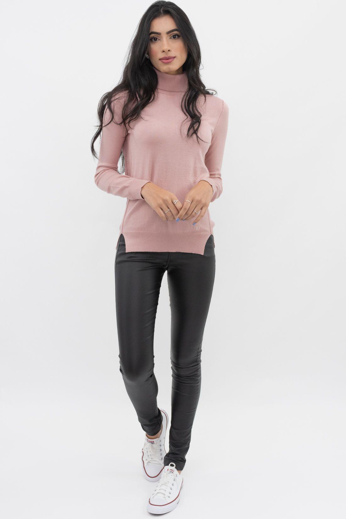 Blusa Ml Tricot Calvin Klein Lisa