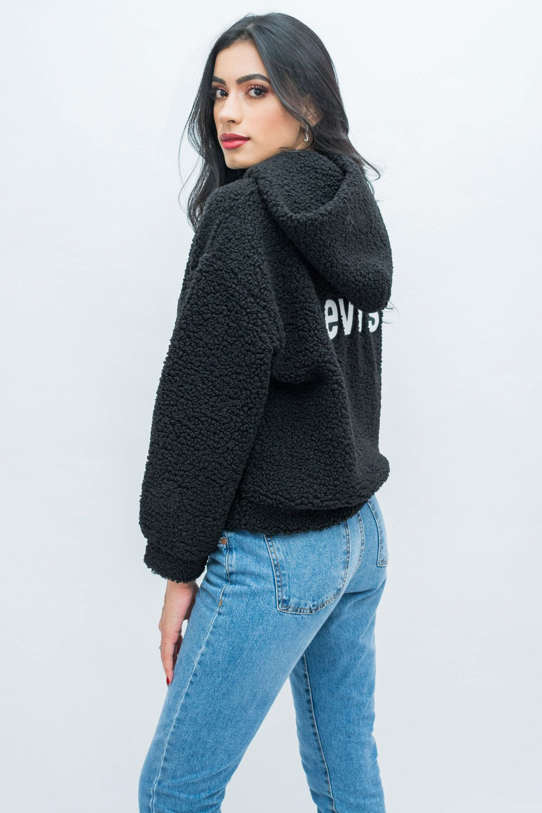 Blusao Levis Sherpa
