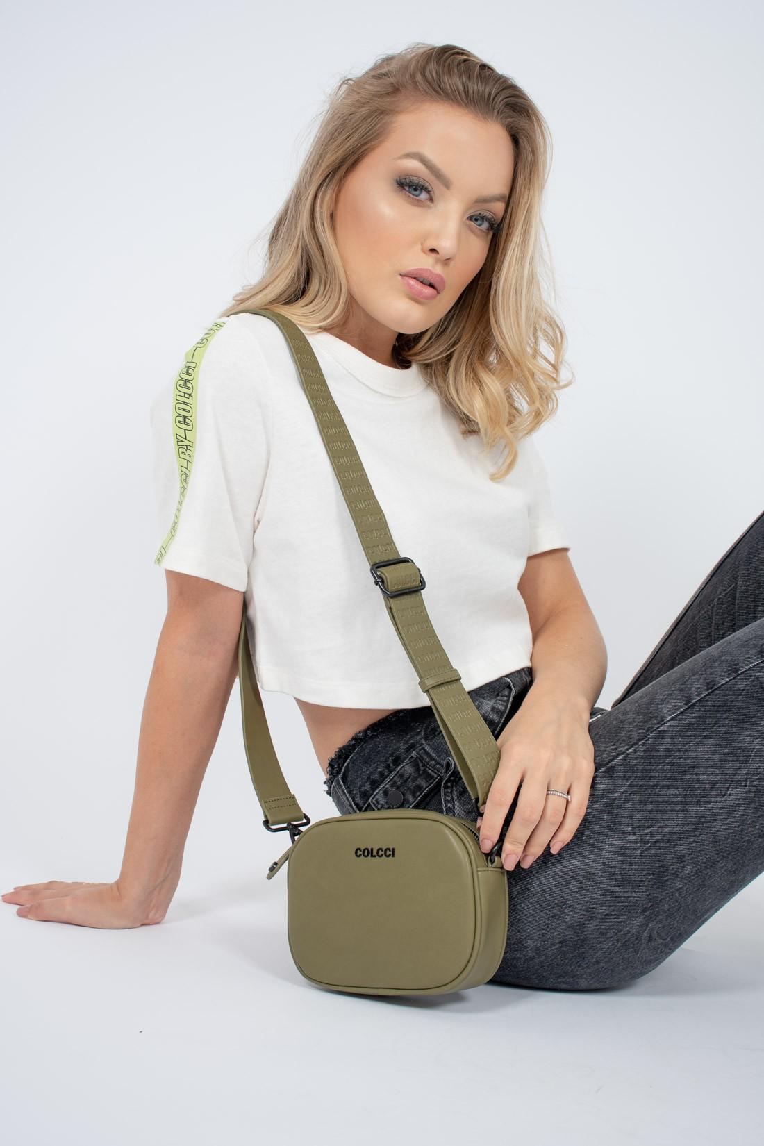 Bolsa Colcci Belt Bag Ovalada