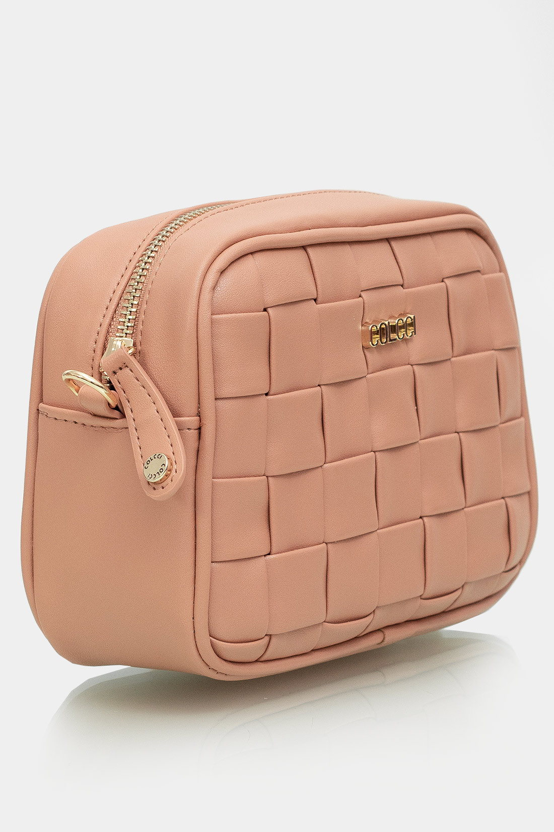 Bolsa Colcci Camera Bag Entrelacado
