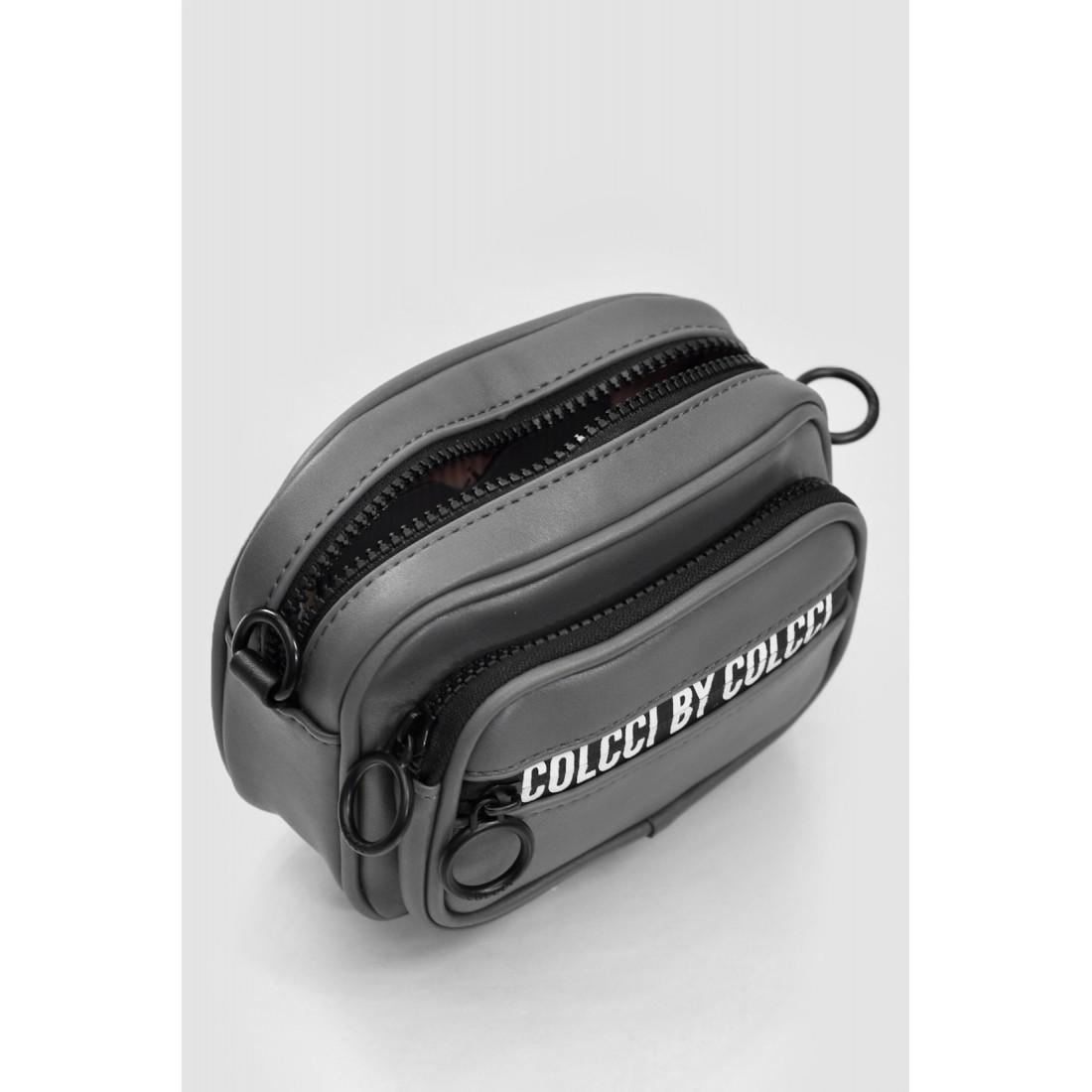 Bolsa Colcci Camera Bag Ziper Perso